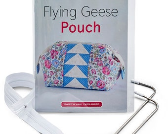 Flying Geese Pouch Kit #ZW2576