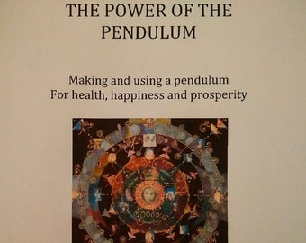 The POWER of the PENDULUM. oracle, dowsing, tarot, consultant, palm reading, shaman, astrology, clairvoyant, past lives, spirit guides, omen