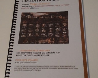 REVELATION TAROT - The expanded edition with Chakras, numbers..