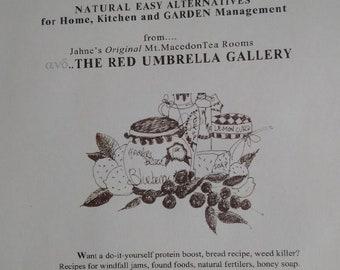 ROSE PETAL JAM natural easy alternatives for home kitchen and garden