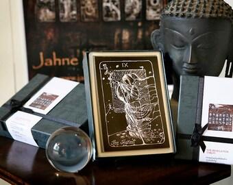 Tarot Deck - Major Arcana.  Original artist produced set