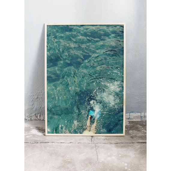 Photography Print, Art, Sorrento, Italy, Photography, Print, Wall Art, Ocean, Turquoise, Colorful Print, Italy Wall Art, Art Print, Art,