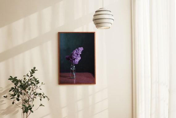Photography Print, Lilacs, Wall Art, Nature Art, Flower Print, Purple and Blue, Nature Print, Garden Wall Art, Art Print, Flowers