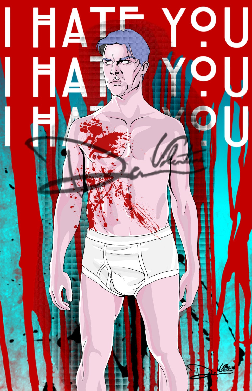 Dandy Mott American Horror Story Poster Print 11x17in | Etsy