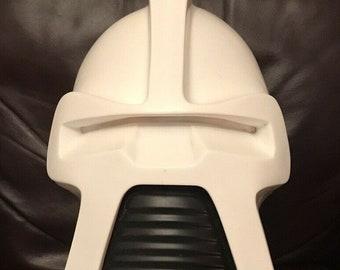 Battlestar Galactica 1:1 Cylon Helmet Prop Replica BSG