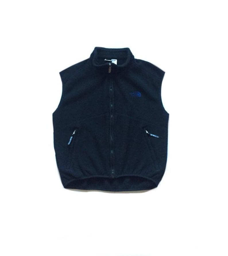b07528d21 90s VTG TNF The North Face polartec full zip polyester fleece vest size  men's Medium Made in USA 90's unisex activewear