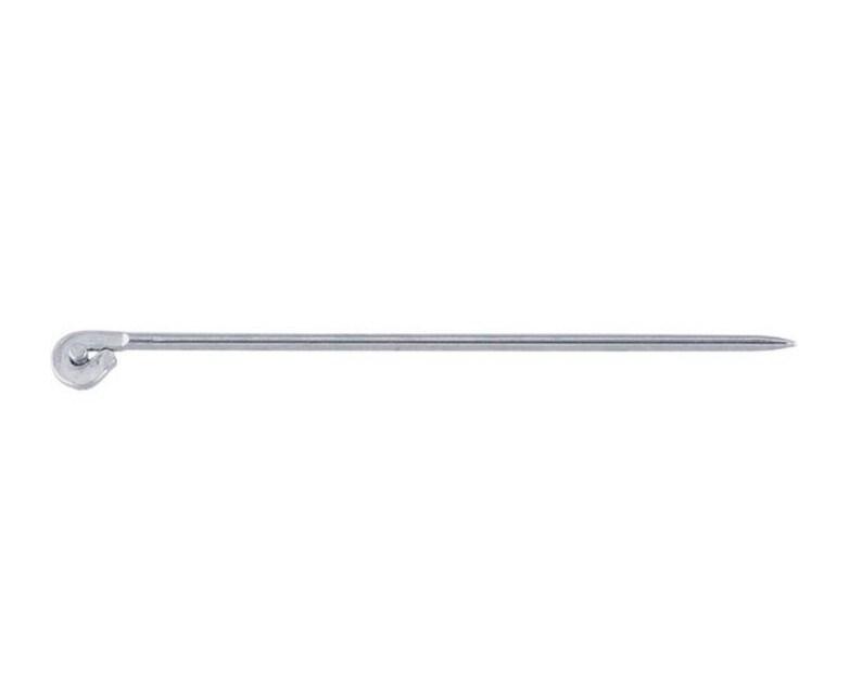 3.18cm | Sold By 10pc Pin Stem 63111025 Nickel 1-14