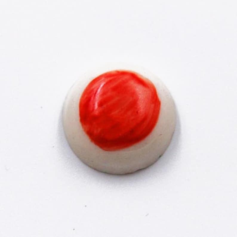 Scarlet Red Lead-Free Overglaze WQ8201 2g