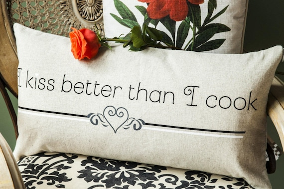 gift for cooks,message pillow,funny pillow,cooking quotes,Baking  gift,kitchen,cooking gift,Gourmet Gifts,chocolate,cooking gifts,cookbooks