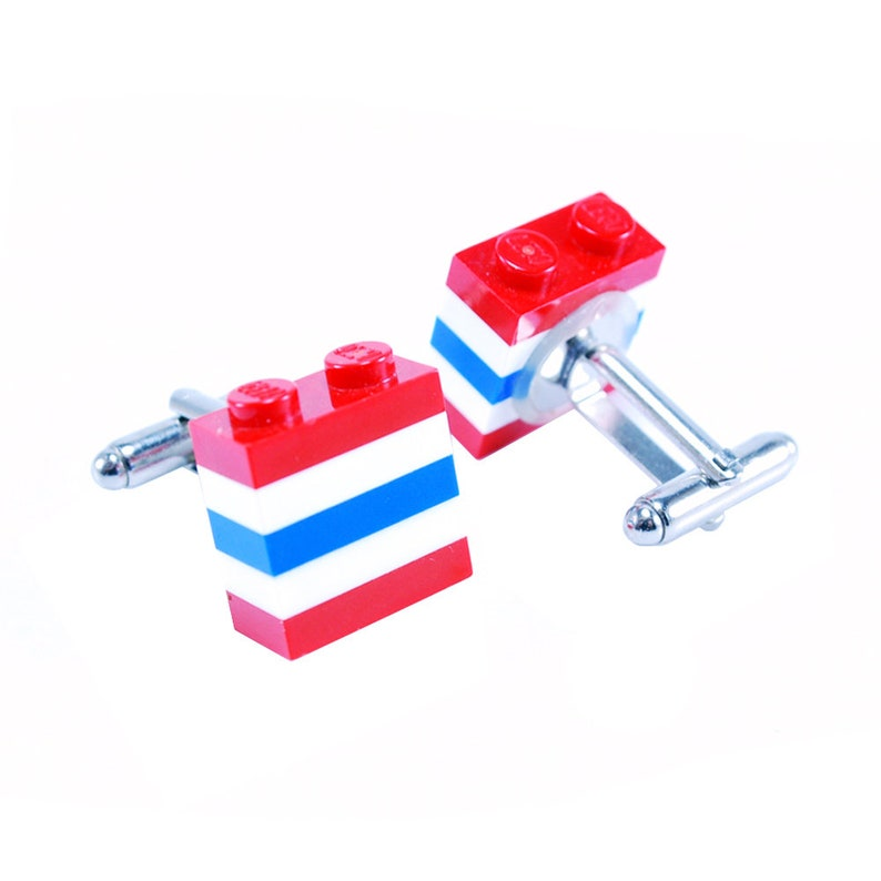 France Cufflinks with Special Gift Box Wedding Gift Mens Gift Ideal Gift for Him Casual Cufflinks Cufflinks Groomsmen Gift