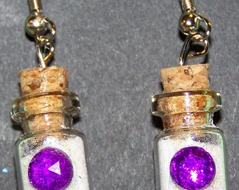 Moon Fairy Earrings