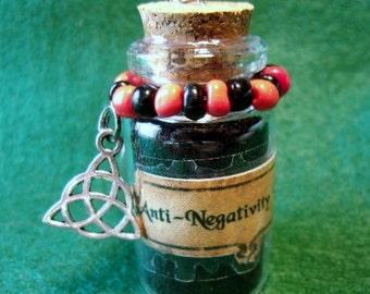Anti-Negativity Charm