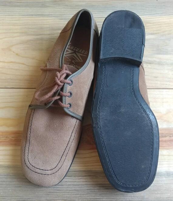 Vintage Vanguard Shoes Vintage Brown Lace Up Shoes
