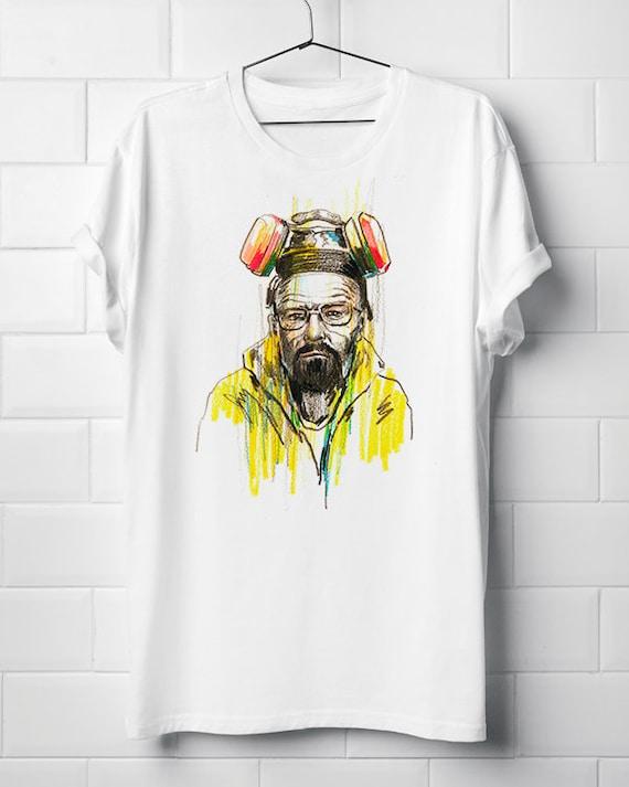Baking Bad Breaking Bad T-Shirt Unisex Funny Cotton Adult Heisenberg Walter New