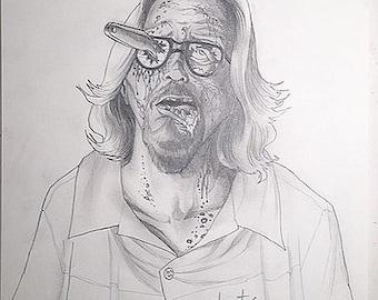 Zombie Dude ( Jeff Lebowski )