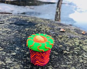 Sun Stone Stash Jar - Nug Jug