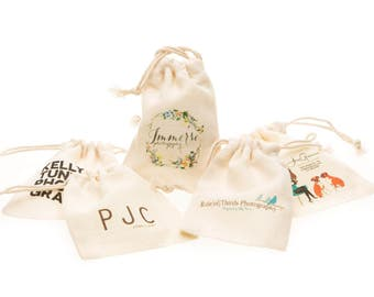 Printed Cloth Bags (pk 50)