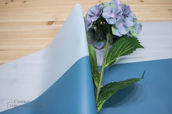 Wasserdichtes Blume Blumenstrauss Geschenkpapier Papier Rolle Etsy