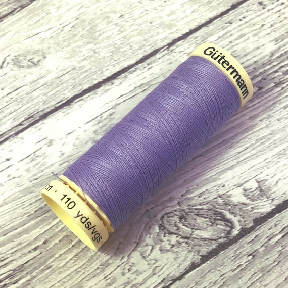 Gutermann Sew-all Thread 1000m Colour 158 LAVENDER