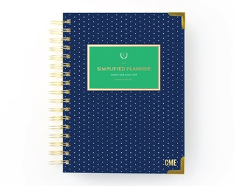 Personalized Monogram Decal for 2019 Planners