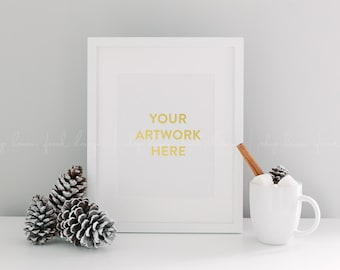 Winter Styled Stock Photography Image
