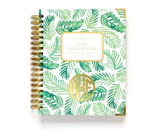 Personalized Monogram for 2019 Planner