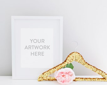 Styled Stock Photography with Frame