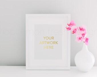 Styled Stock Photography Image Frame