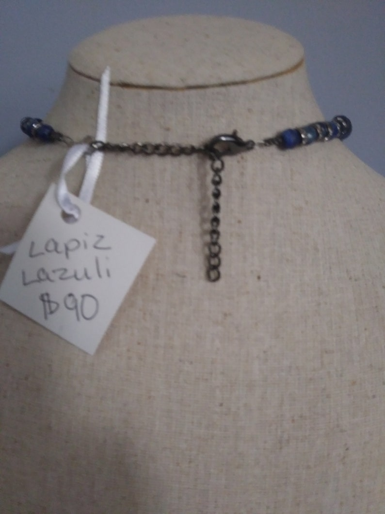 Stunning Lapiz Lazuli  with lots of Sparkle!!! From the Mysteries of the Universe Collection