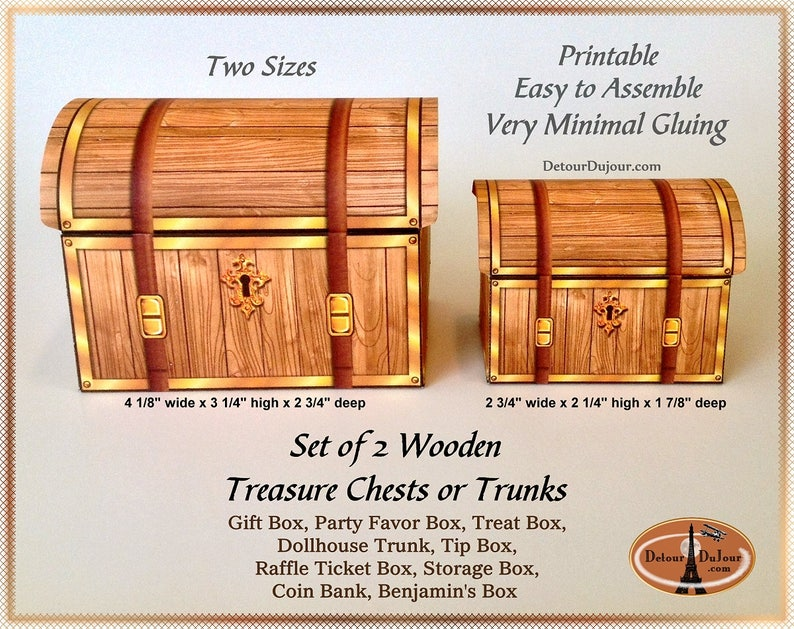 photograph about Printable Treasure Chests named Previous Earth Treasure Upper body, Steamer Trunk Printable Reward Box Want Box Do it yourself, Benjamins Box Printable Easter Box, Easter Resurrection Eggs Box