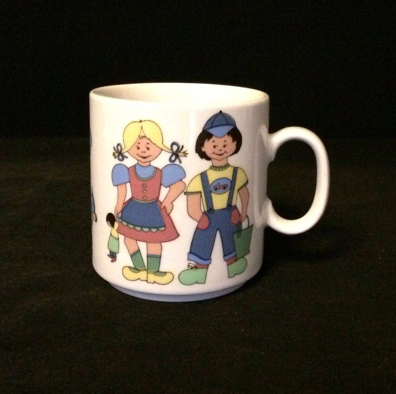 Seltmann Weiden Bavaria Child's Hot Cocoa Mug