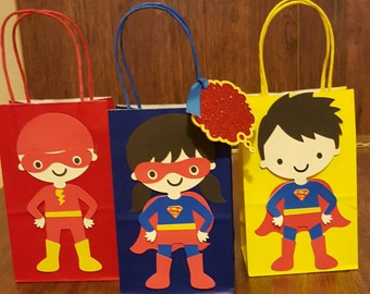 Super heros inspired , batman, superman, little people superheros,