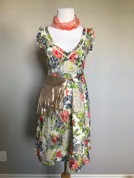 Vintage 90s Esprit Summer Dress