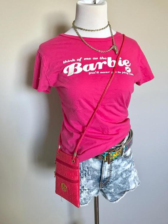 Vintage Barbie Tee Shirt