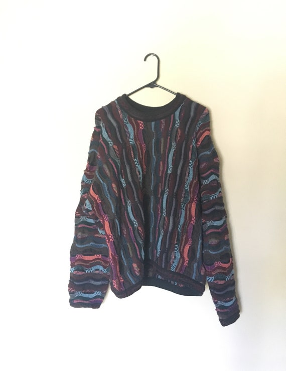 AUTHENTIC Vintage Coogi Sweater