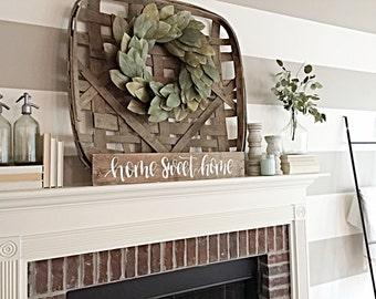 Fireplace Decor Etsy