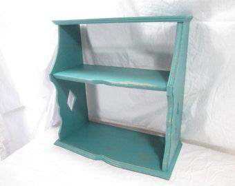 Elegant Bookcase ~ Painted