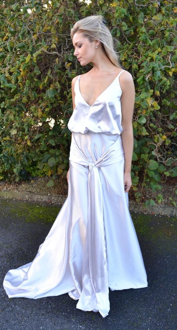 Wedding Inspired Prom Dresses