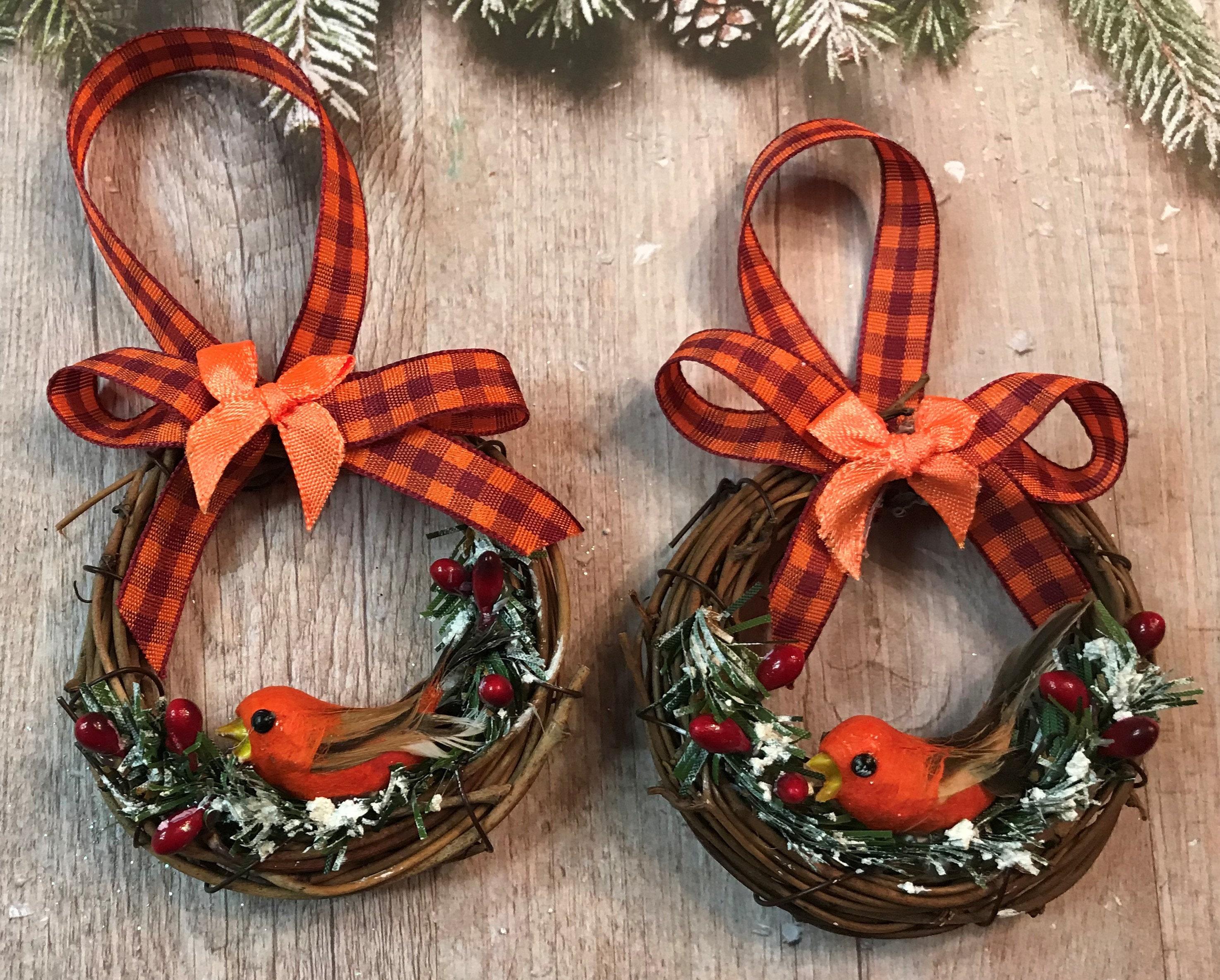 Handmade Christmas Ornaments Country Christmas Ornaments ...