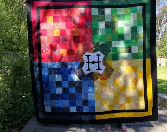 Harry potter bookcase quilt index of posts the bored zombie