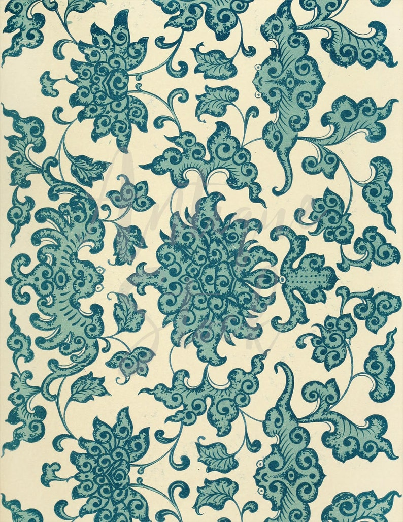 graphic about Printable Pattern Paper named Chinese Electronic Paper, Classic Printable Practice \