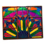 Themed Card Holder for Sagrada Game