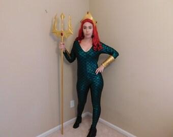 Mera/Mermaid Bodysuit
