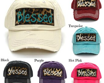Blessed Vintage Hats - Memorial Day Sale -  ORIGINALLY 18.00