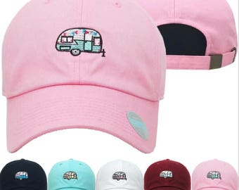 Happy Camper Hats