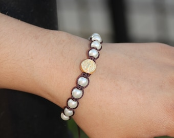 1f2f6d996bd2 Saint Benedict bracelet