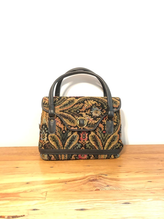 Tapestry Purse