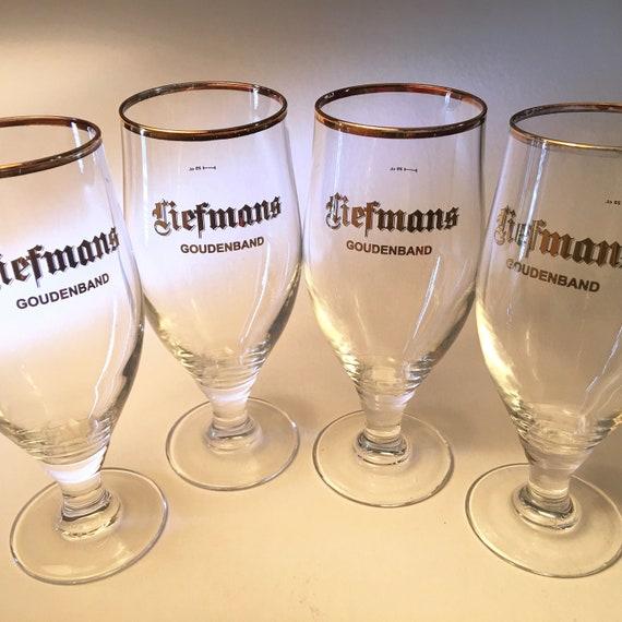 *NEW* LIEFMANS Belgian Beer Glass Half Pint