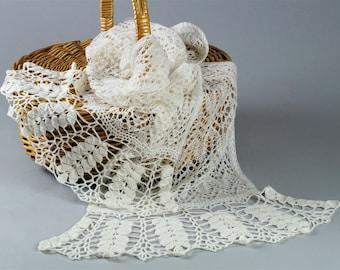 Wool Shawl ,White Shawl,Mohair Shawl,Bridal Shawl,Handmade shawl,Wool Shawl,Wedding Shawl,Women Accessories,Knitted Shawl,Black shawl