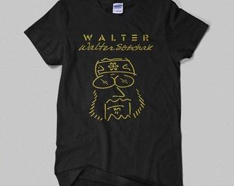 The Big Lebowski - Walter Sobchak 'Imagine' Movie T-shirt. The Dude Abides.
